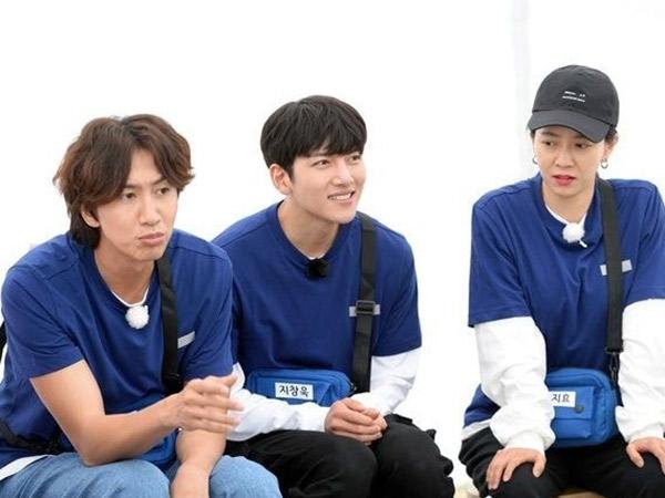 Kocaknya Ji Chang Wook dan Lee Kwang Soo Bikin Rusuh Mini Market di Running Man