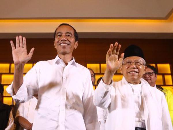 Menang Pilpres 2019 Versi Quick Count, Jokowi: Kita Harus Bersabar