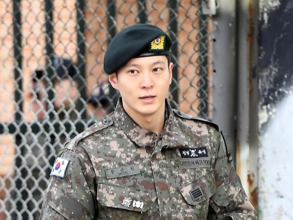 Welcome Back! Joo Won Resmi Bebas Tugas dari Wajib Militer