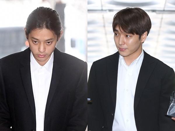 Hasil Sidang Banding Pertama Kasus Perkosaan Jung Joon Young dan Choi Jonghoon
