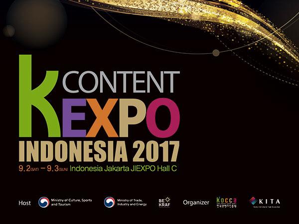Sederet Pameran Seru Bakal Disuguhkan di K-Content Expo September 2017 Ini!