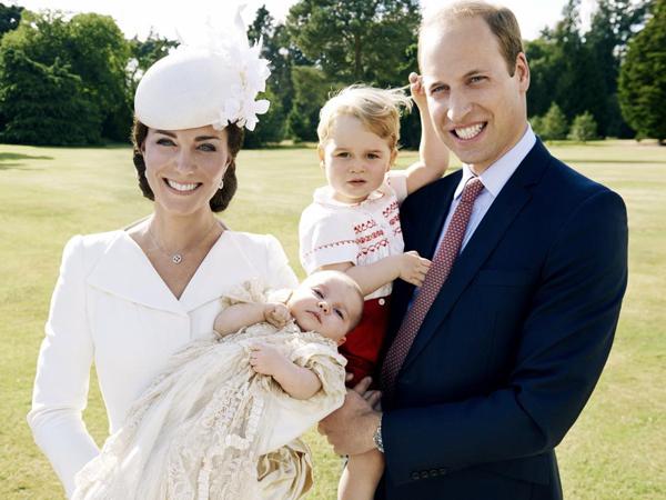 """Kate Middleton: """"Charlotte Tumbuh Besar dengan George yang Cerewet"""""""