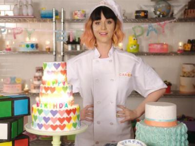 Katy Perry Tampil 'Liar' di Video Musik 'Birthday'!