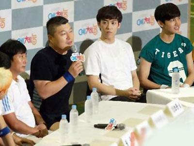 Kang Ho Dong Sangat Sensitif Terhadap Masalah Rating Variety Show