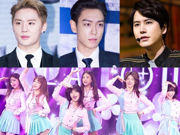 Sederet Seleb Pria Korea Siap Wamil Tahun Ini, Girl Group Inikah yang Jadi Penyemangat Terfavorit?