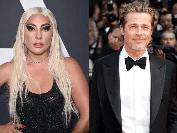 Lady Gaga Diincar Jadi Lawan Main Brad Pitt di Film Bullet Train