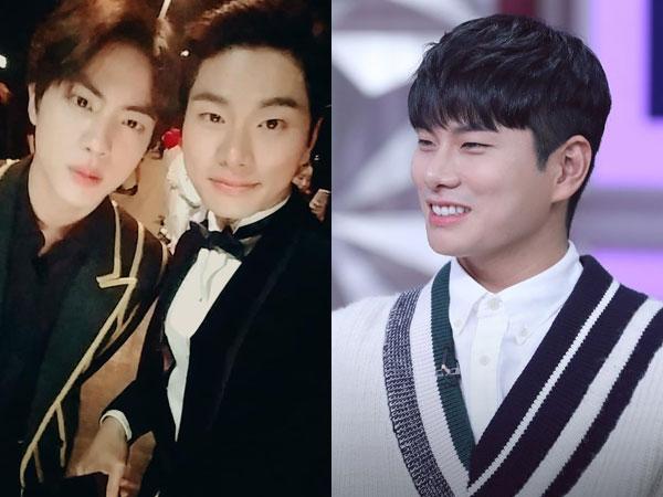 Lee Yi Kyung Ungkap Momen Saat Jin BTS Buatnya Tersentuh