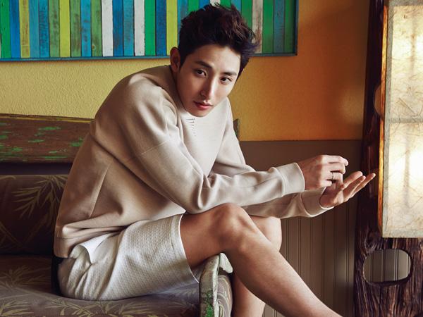 Lee Soo Hyuk Juga Bakal Gabung Park Shi Hoo di Drama Terbaru?