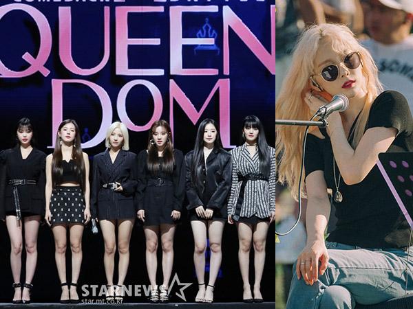 'Queendom' dan Taeyeon Jadi Topik Paling Banyak Diperbincangkan Sepekan Ini