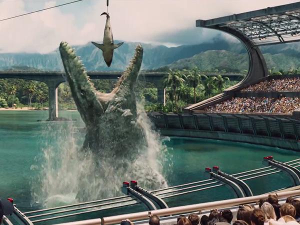 Intip Serunya Dunia Dinosaurus Di Foto Teaser 'Jurassic World'!