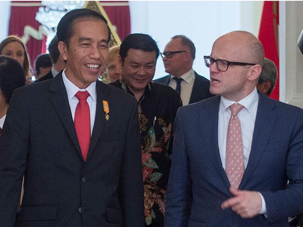 Lakukan Kunjungan Kerja, Norwegia Beri Rp 688 Miliar ke Indonesia Untuk Proyek Ini