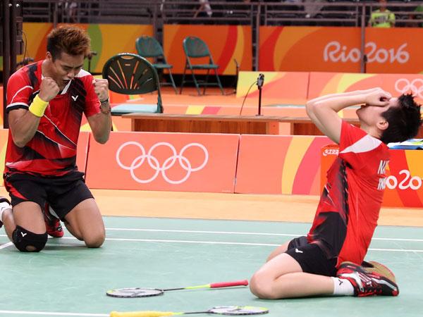 Kalahkan Unggulan Satu China, Tontowi-Liliyana Melaju ke Final