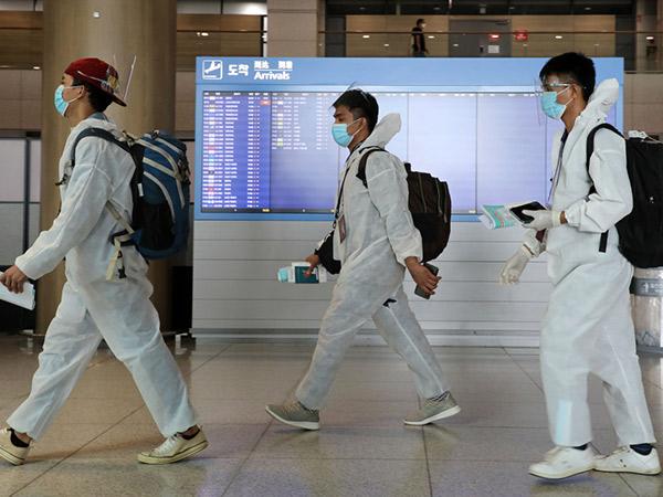 Pelajar Asing yang Sekolah di Korea Diminta Tunda Kedatangan Atau Harus Tes PCR 3x