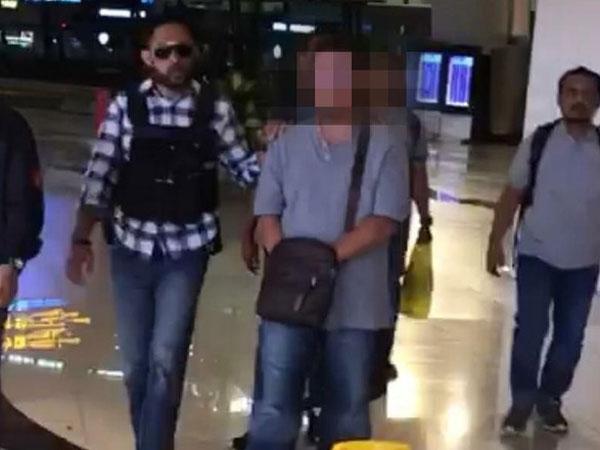 Momen Penangkapan Pilot yang Ajak Rusuh 22 Mei Berkat Patroli Cyber