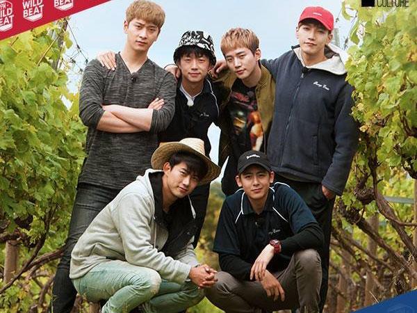 Intip Keseruan 2PM Memerah Susu Sapi di '2PM Wild Beat'