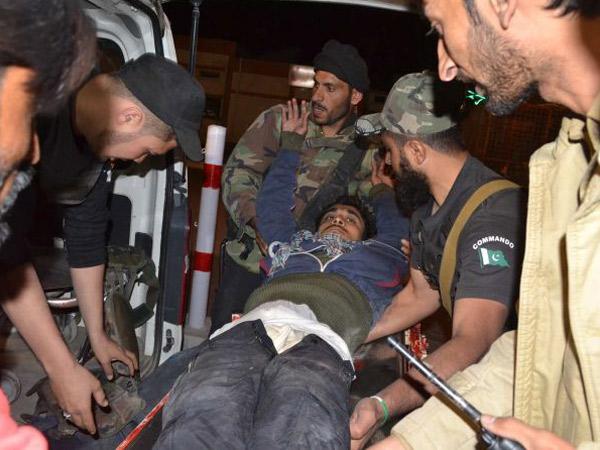 Akademi Polisi Diserang Sebabkan Suasana Mencekam dan Puluhan Orang Tewas di Pakistan