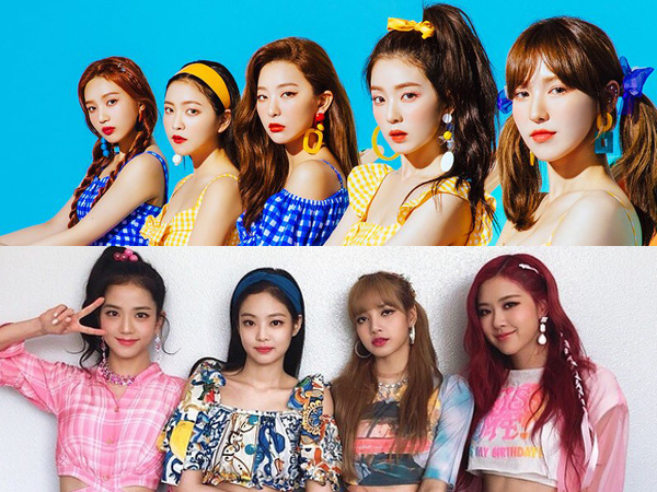 Red Velvet Menangkan Gelar 'Summer Queen' dengan Kalahkan Rekor BLACKPINK