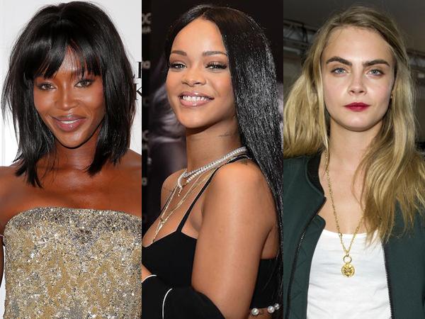 Naomi Campbell Bertengkar Hebat Dengan Cara Delevingne Gara-gara Rihanna?
