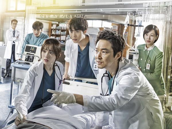 Baru Episode Satu Drama Romantic Doctor Kim 2 Tembus Rating Dua Digit