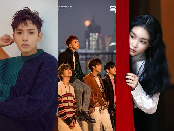 Tiga Idola K-Pop Ini Kompak Rilis Lagu Baru di Hari Kedua 2019