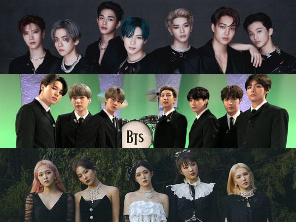 Banyak dari SM, Inilah Artis K-Pop yang Tempati Chart Billboard World Albums Minggu Ini
