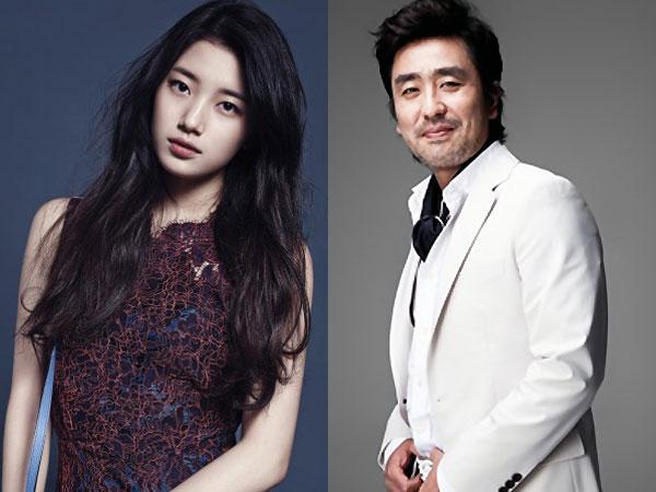 Aktor Senior Top Akan Bergabung Dengan Suzy miss A Untuk 'Dorihwaga'