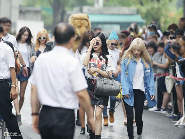 Dress Like Idol: Modis Bareng Sahabat A la Taeyeon dan Tiffany SNSD Yuk