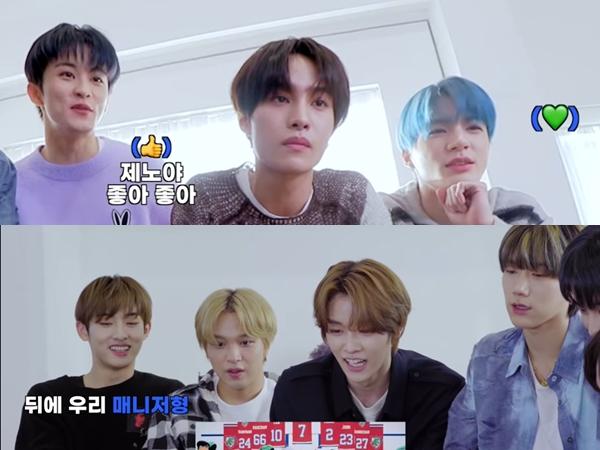 Reaksi Gokil Hingga Bagian Favorit Para Member NCT U di MV '90's Love'
