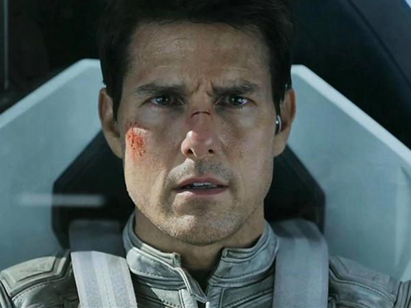 Tom Cruise Bakal Syuting Film di Luar Angkasa