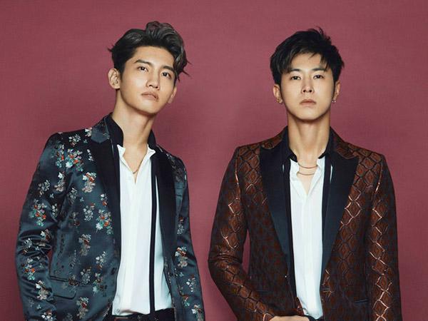 TVXQ Akan Gelar Konser di Indonesia Bulan Depan