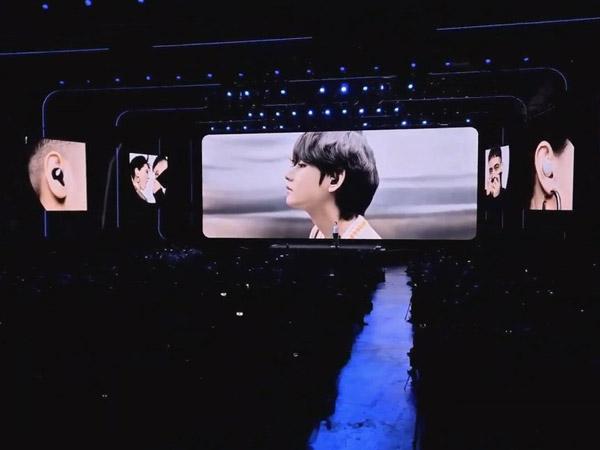 Saat V dan Lagu BTS Muncul di Gelaran Samsung Galaxy Unpacked 2020