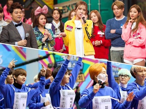 Hadirkan Idola K-pop, Empat Variety Show Ini Siap Hibur Kamu Di Tahun Baru Lunar!