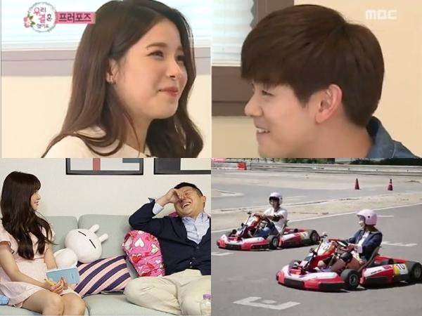 Mulai Dari Adu Kecepatan Sampai Lamaran Romantis, Ini Keseruan 'We Got Married' Episode Terbaru!