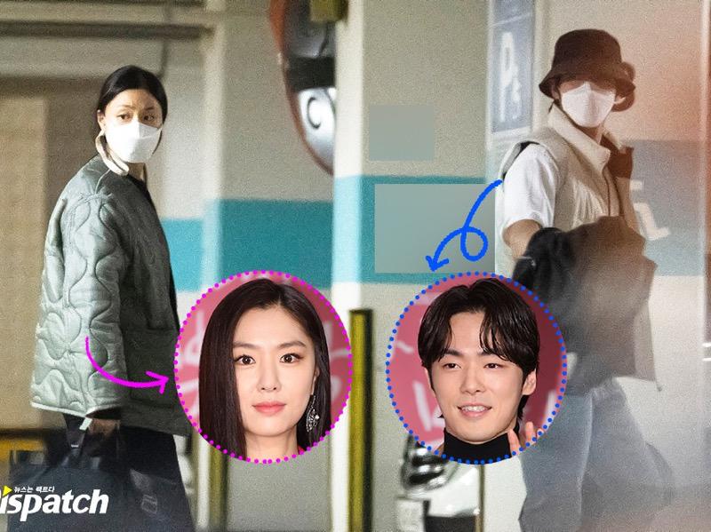 Dispatch Rilis Foto Kencan Seo Ji Hye dan Kim Jung Hyun, Sudah 1 Tahun Pacaran