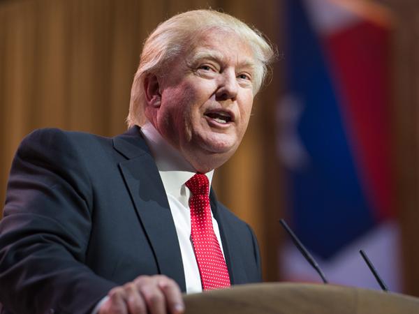 Ngefans Berat, Pendukung Fanatik Dirikan Tempat Suci untuk Donald Trump