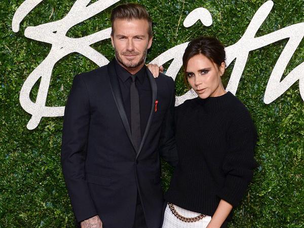 David Beckham Rela Cukur Jenggot Saat Diancam Tak Dapat Ciuman dari Sang Istri