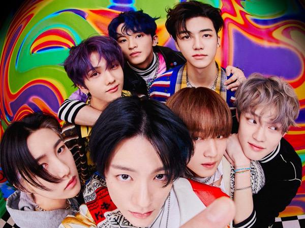 NCT Dream Raih Predikat Million Seller Lewat Album Hot Sauce