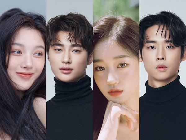 Kim Yoo Jung Hingga Byun Woo Seok Bintangi Film Romantis Netflix