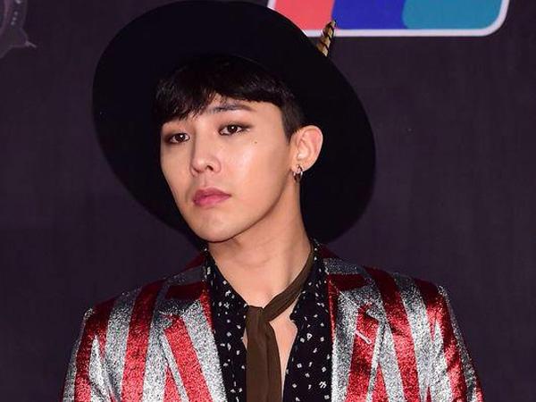 Lirik Rap G-Dragon Saat Tampil di MAMA 2014 Dianggap Sarkastik?