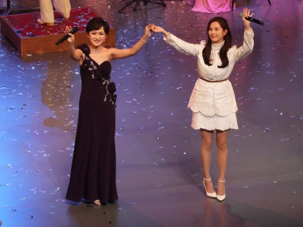 Penampilan Emosional Seohyun SNSD Bareng Grup Asal Korea Utara