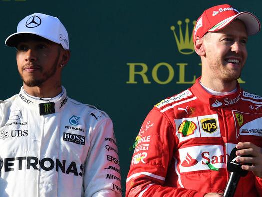 Lewis Hamilton Sindir Vettel: Aku Ingin Menang F1 dengan Cara yang Benar