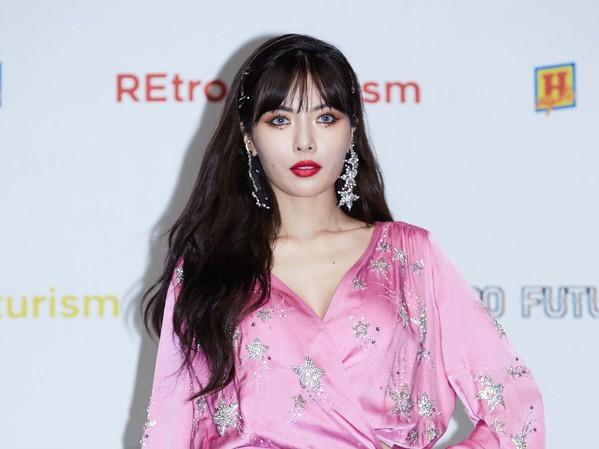Akhir Diskusi Panjang, HyunA Putuskan Hengkang dari Cube Entertainment!