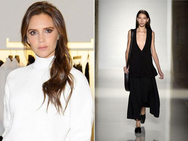Gunakan Model Terlalu Kurus, Victoria Beckham Dikritik!