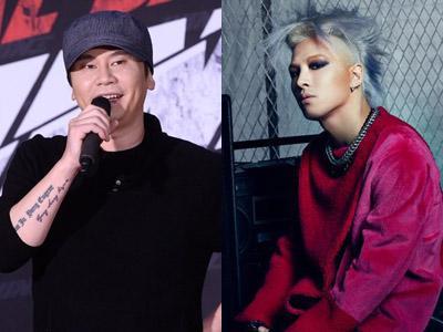 Bos YG Entertainment Puji Habis Aksi Dance 'Ringa Linga' Taeyang Big Bang!