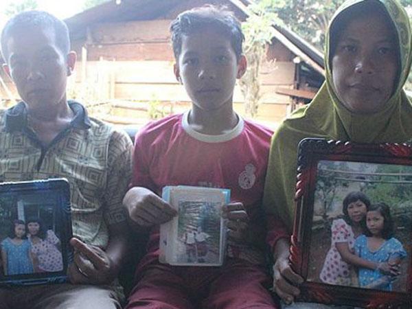 Trauma, Adik Kembar Yuyun Tak Mau Pergi Sekolah