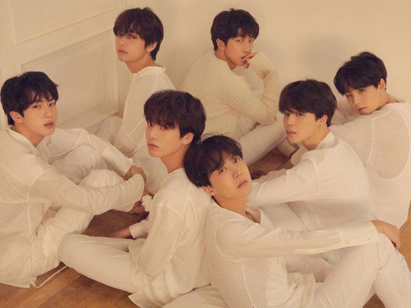Kata Big Hit Entertainment Soal Album Baru BTS yang Rilis Lebih Dulu di Amazon