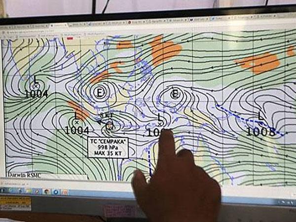 Penjelasan Prediksi dan Himbauan Soal Hujan Lebat Serta Angin Kencang Selama Dua Hari 7-8 Februari