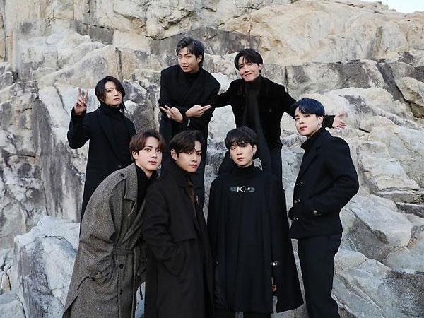 BTS Kembali Pecahkan Rekor di Chart Billboard