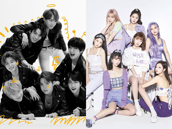 BTS dan Oh My Girl Puncaki Daftar Reputasi Boy Group dan Girl Group Bulan Mei