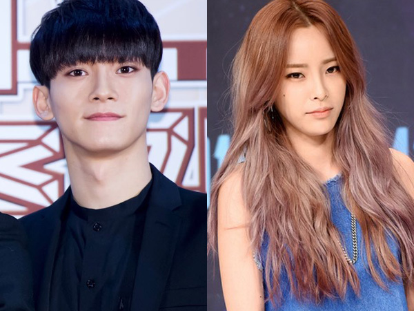 Gaet Heize 'Unpretty Rapstar', Chen EXO Jadi Artis Selanjutnya yang akan Isi SM 'Station'!